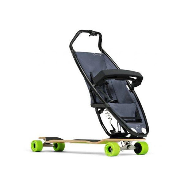 21++ Quinny longboard stroller review information
